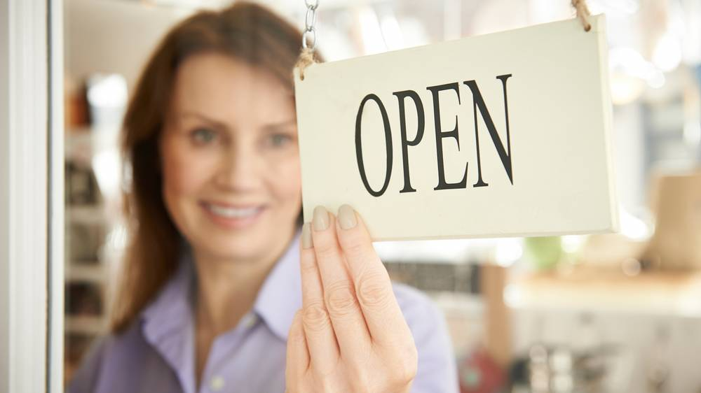 Find out who is still 'Open for Business'