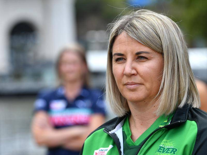 West Coast Fever coach Stacey Marinkovich has urged fans to stay loyal after the salary cap saga.